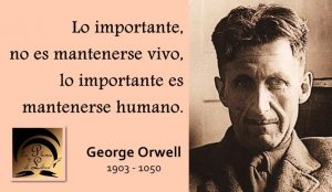 Frases célebres George Orwell